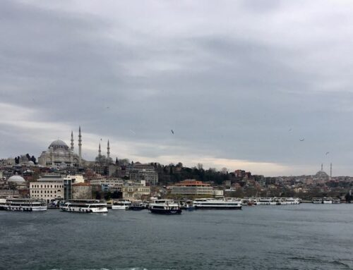 Istanbul nisam posetila i ovo nije putopis